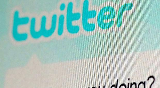A newspaper columnist has said she is 'upset' over a Twitter message by a Tory councillor
