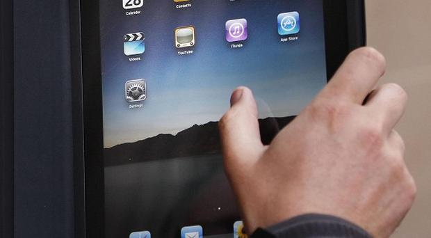 Apple's iPad has won a prestigious best gadget award