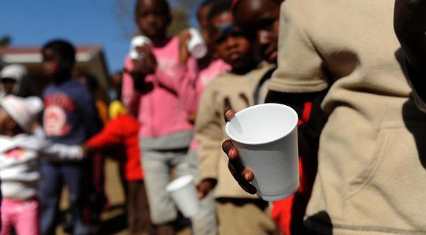 International aid groups have launched a mass polio immunisation campaign in Africa