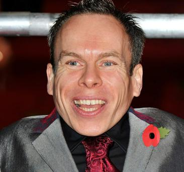 Warwick Davis attends the Harry Potter And The Deathly Hallows: Part 1 World film premiere at Odeon Leicester Square, London