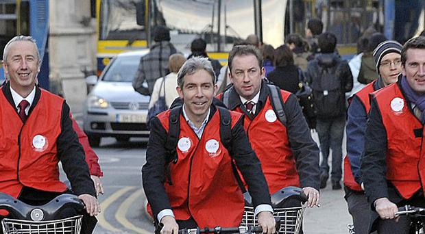 Dublin City Council has been urged to extend a successful bicycles scheme