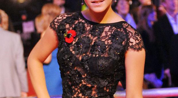 Emma Watson's skimpy dress attracted plenty of attention on the Harry Potter red carpet