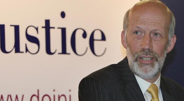 Justice Minister David Ford said the prison service would learn from past mistakes