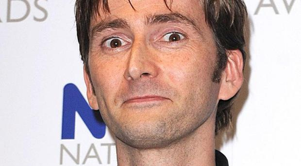 David Tennant will star in a drama about the Busby Babes