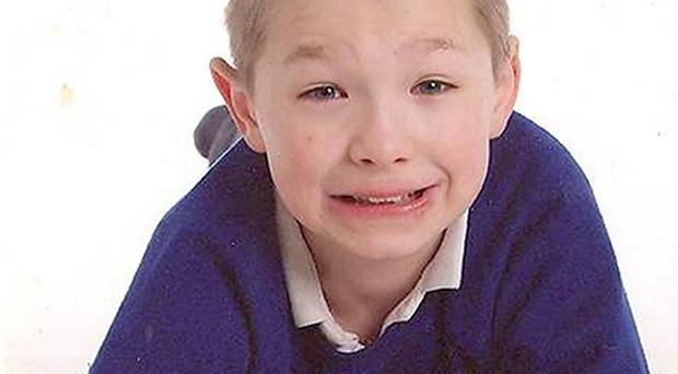 William Beale, nine, who died with his two siblings during a house fire in Bridlington, East Yorkshire (Humberside Police)