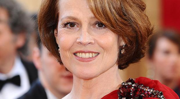 Sigourney Weaver is looking naturally good at 61