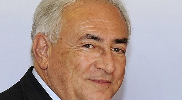 Dominique Strauss-Kahn said the IMF is willing to help Ireland, should it need assistance