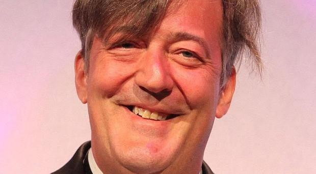 Stephen Fry will look back at his young self in a new Sky1 show
