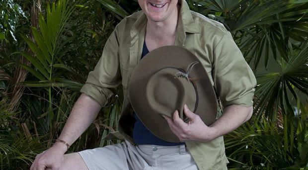 Lembit Opik, one of the contestants in the latest I'm A Celebrity series