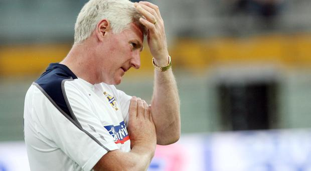 Northern Ireland boss Nigel Worthington's plans for Morocco have been thrown into disarray by the withdrawals
