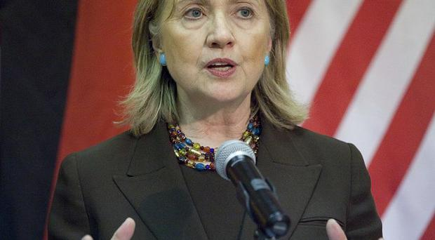 US Secretary of State Hillary Clinton came up with the proposal with Israeli PM Benjamin Netanyahu