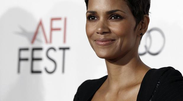Halle Berry likes to be challenged and take risks