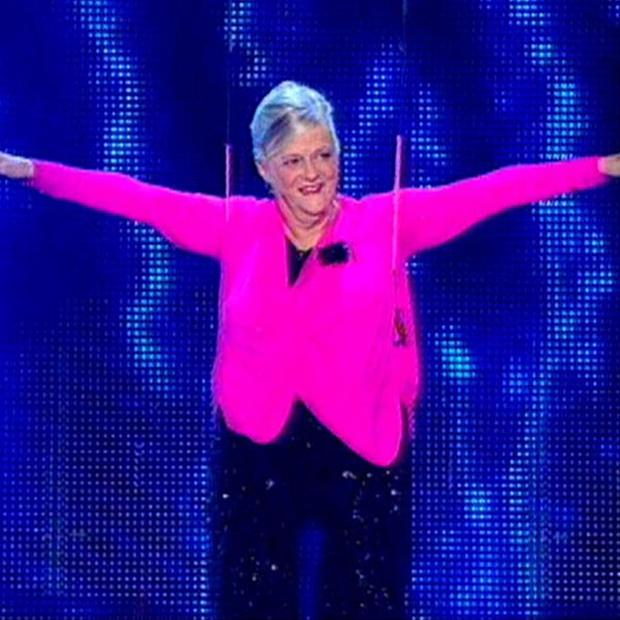 The Ann Widdecombe show rolled on as she was yet again saved by the public vote on Strictly Come Dancing