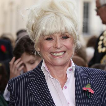 Barbara Windsor has been honoured at the Variety Club Awards