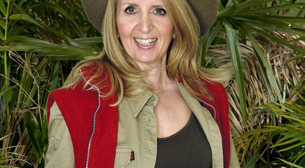 I'm A Celebrity...Get Me Out Of Here! contestant Gillian McKeith