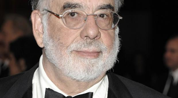 Francis Ford Coppola was honoured at the second annual Governors Awards