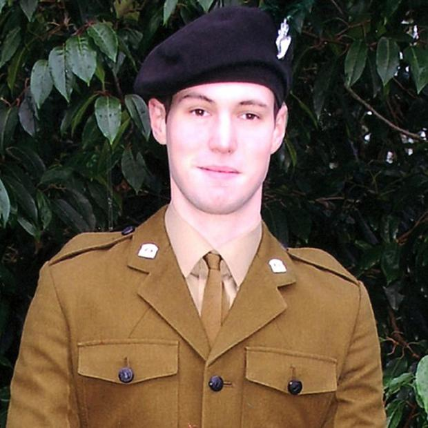 Aaron McCormick, 22, was killed in Afghanistan on Remembrance Sunday