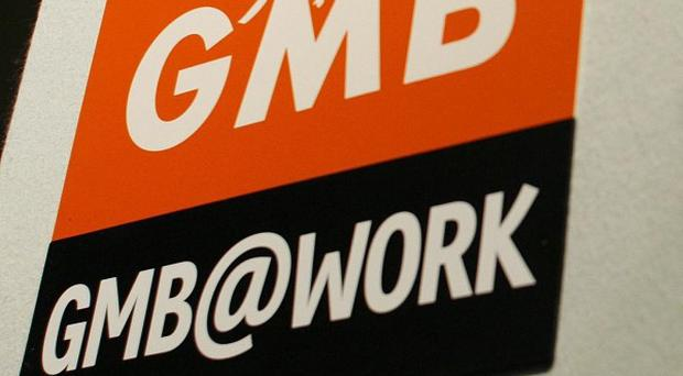 Job losses planned at councils in England and Wales have risen to more than 37,000, the GMB union said