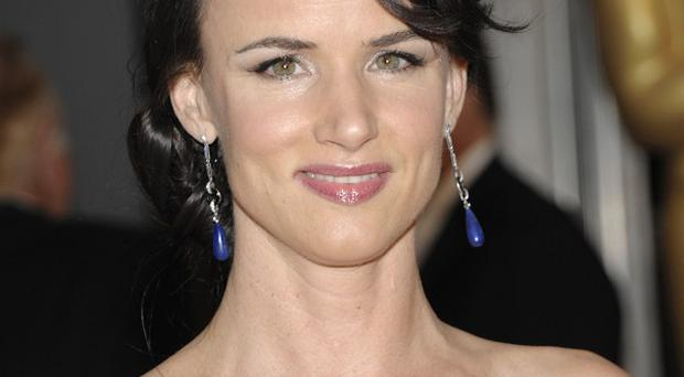 Juliette Lewis says she is surprised by the amount of acclaim she's received her her Conviction role