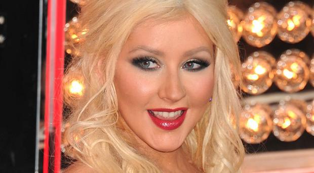 Christina Aguilera found working on dance routines for Burlesque tough
