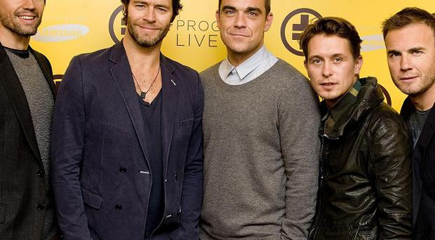 Take That's latest album has been tipped for Christmas number one