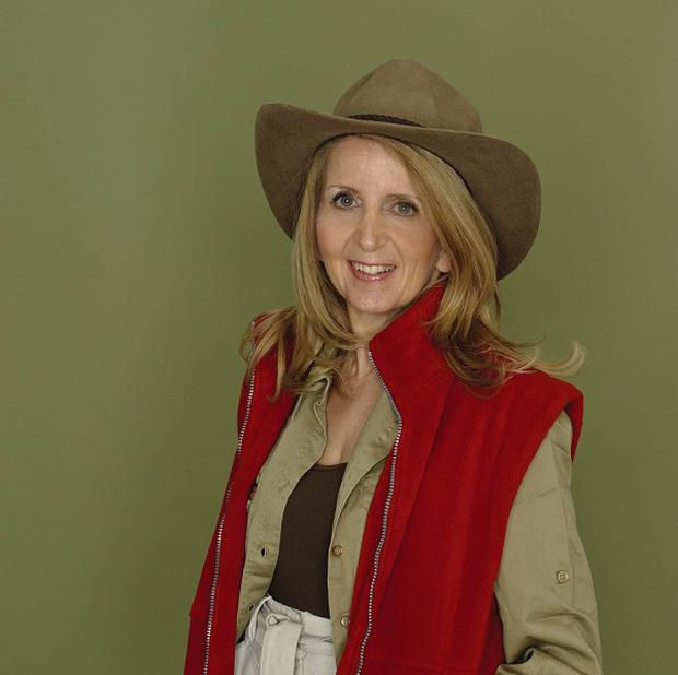 Gillian McKeith is exempt from the latest bushtucker trial
