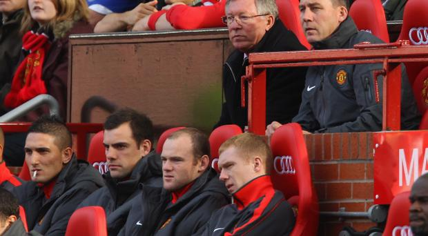 Sir Alex Ferguson and Wayne Rooney are back together but the Manchester United boss is clearly still fuming over agent Paul Stretford's role in the striker's contract wrangle