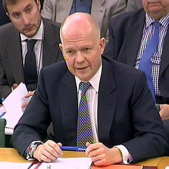 Foreign Secretary William Hague says Britain will remain the closest ally of the United States