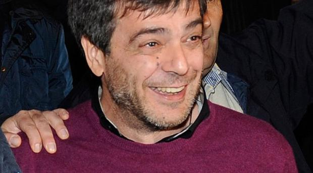Antonio Iovine is suspected to be the Camorra crime syndicate's top fugitive boss (AP)