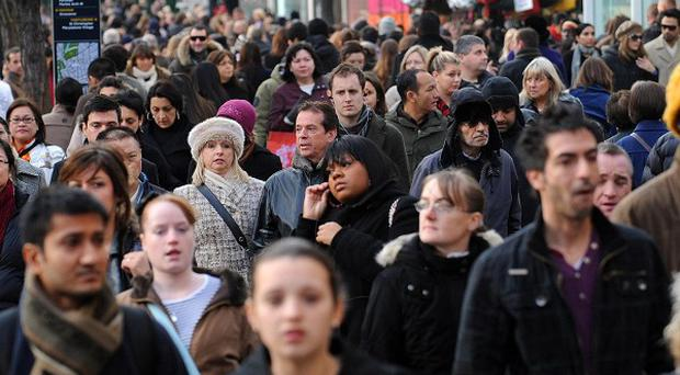White British people will be a minority in their own country by 2066, a population expert claims