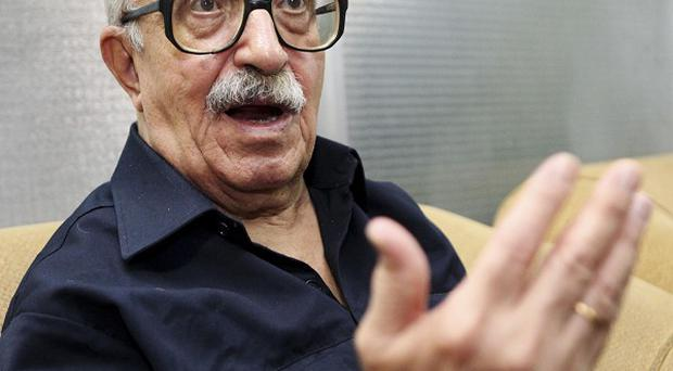 Tariq Aziz was the international face of Saddam Hussein's regime (AP)