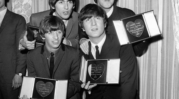 The Beatles' music is going on iTunes