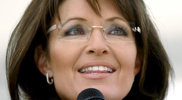 Sarah Palin said she could defeat Barack Obama in the 2012 presidential race