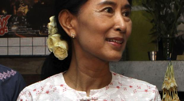 Aung San Suu Kyi has said her detention by the military junta in Burma was illegal