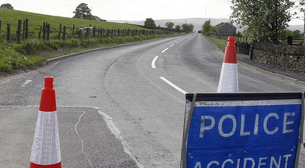 A collision investigation unit faces burn-out if its work load is increased