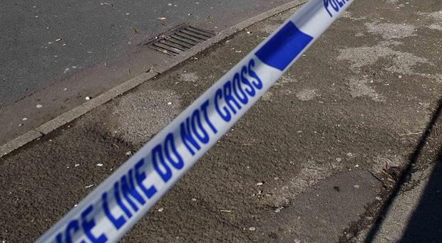 An off-duty policeman has been questioned on suspicion of manslaughter after a pensioner died