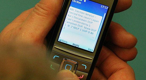 An expert has suggested levying a 1p tax on all text messages sent in Northern Ireland