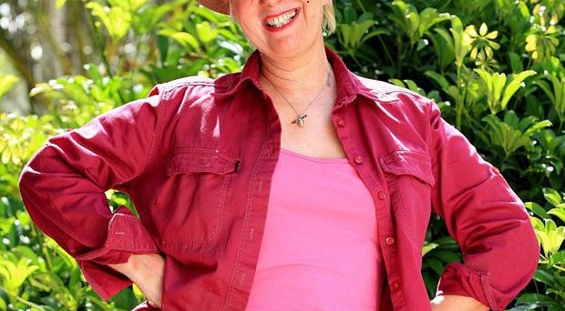 Jenny Eclair has joined the I'm A Celebrity... Get Me Out Of Here! camp