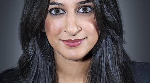 Sandeesh Samra has admitted she is virtually unmanageable