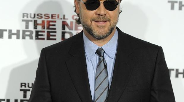 Russell Crowe reckons he's fussy about choosing film roles
