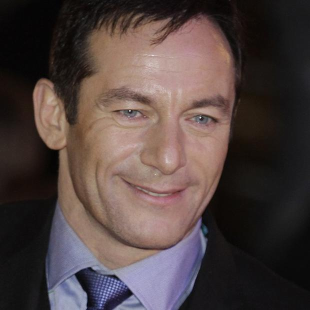Jason Isaacs was apprehensive about the fight scenes