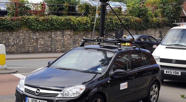 Google has agreed to delete personal data gathered by its Street View cars