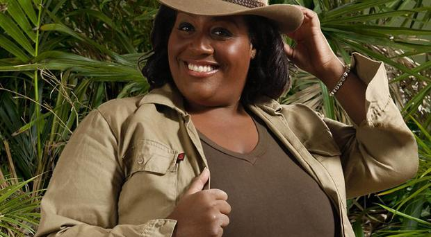 Alison Hammond aims to lose a stone in the Australian jungle