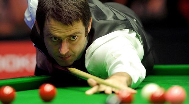 Ronnie O'Sullivan is 'delighted' be reunited with his father, who has been released from prison