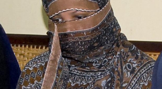 Pakistani Christian Asia Bibi has been sentenced to death after being accused of insulting Islam (AP)