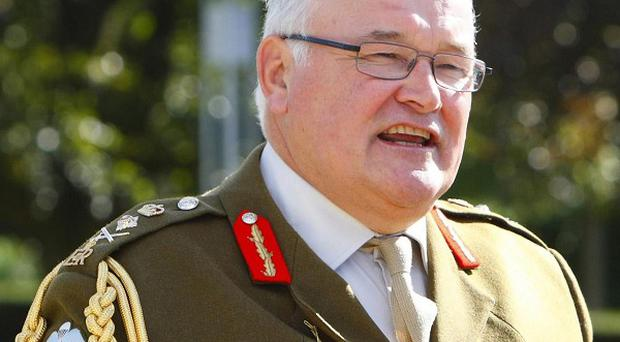 Chief of the General Staff Sir Peter Wall criticised a controversial drama showing bullying among British troops in Afghanistan