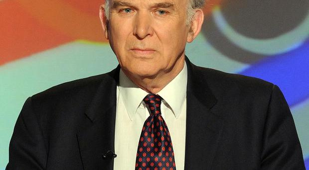 Business Secretary Vince Cable has denied breaking promises on university tuition fees