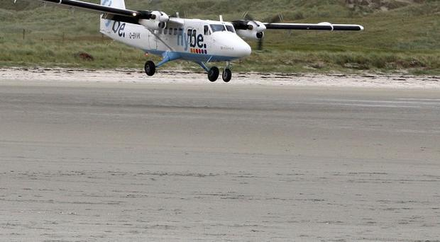 Barra Airport has been listed in the world's top 10 most stunning aerial approaches