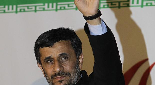 Iranian president Mahmoud Ahmadinejad has urged to bring down girls' marriage age to 16