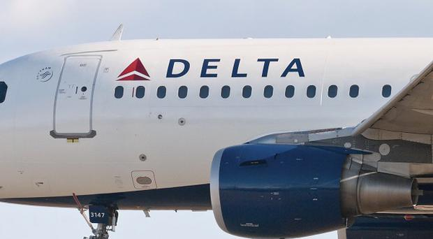 A Delta Air Lines plane was forced to land because of an air duct problem